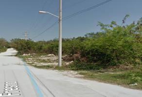 Foto de terreno habitacional en venta en fresno huayacán s/n , alfredo v bonfil, benito juárez, quintana roo, 19423300 No. 01