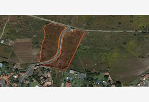 Foto de terreno habitacional en venta en fresnos 1, lomas de cocoyoc, atlatlahucan, morelos, 19427364 No. 01