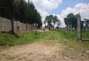 Foto de terreno habitacional en venta en frida khalo , san felipe tlalmimilolpan, toluca, méxico, 18577121 No. 01