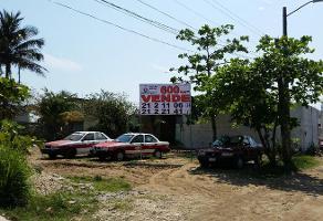 Foto de terreno habitacional en venta en  , frutos de la revolución, coatzacoalcos, veracruz de ignacio de la llave, 11846176 No. 01