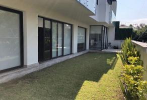 Foto de casa en condominio en renta en fuente de aguilas 89, lomas de tecamachalco, naucalpan de juárez, méxico, 0 No. 01