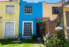 Foto de casa en venta en fuente de cibeles (condominio fuentes de independencia) , san salvador, toluca, méxico, 0 No. 01