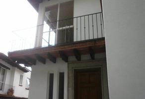Foto de casa en condominio en renta en fuente de guanajuato , lomas de tecamachalco sección bosques i y ii, huixquilucan, méxico, 0 No. 01