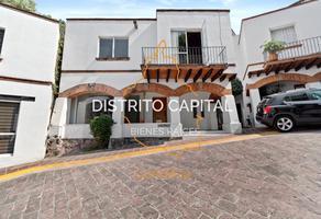 Foto de casa en renta en fuente de guanajuato , lomas de tecamachalco sección cumbres, huixquilucan, méxico, 14073621 No. 01