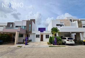 Foto de casa en venta en fuente de los leones 102, supermanzana 527, benito juárez, quintana roo, 21378827 No. 01