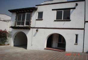 Foto de casa en condominio en renta en fuente de plazuela , lomas de tecamachalco sección bosques i y ii, huixquilucan, méxico, 6562781 No. 01