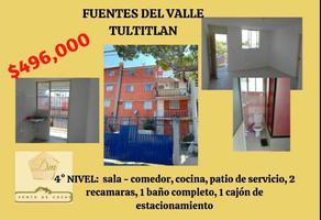 Foto de departamento en venta en  , fuentes del valle, tultitlán, méxico, 0 No. 01