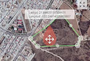 Foto de terreno comercial en venta en funadadores 1, valle de los cactus, aguascalientes, aguascalientes, 15001075 No. 01