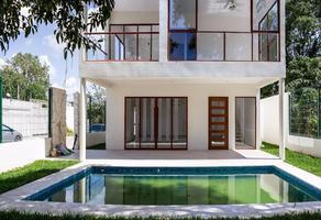 Foto de casa en venta en fundadores de playa , el tigrillo, solidaridad, quintana roo, 6878135 No. 01