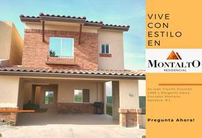 Foto de casa en venta en  , futuro apodaca, apodaca, nuevo león, 10471447 No. 01