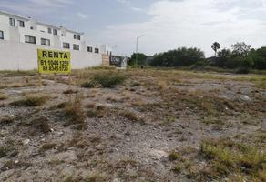 Foto de terreno habitacional en renta en  , futuro apodaca, apodaca, nuevo león, 17081038 No. 01