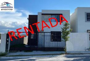 Foto de casa en renta en  , futuro apodaca, apodaca, nuevo león, 21334704 No. 01