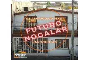 Foto de casa en venta en  , futuro nogalar sector 2, san nicolás de los garza, nuevo león, 0 No. 01