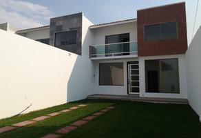Foto de casa en venta en  , gabriel tepepa, cuautla, morelos, 9595857 No. 01