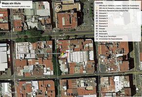 Foto de terreno habitacional en venta en galeana , guadalajara centro, guadalajara, jalisco, 0 No. 01