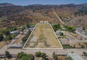 Foto de terreno habitacional en venta en gallos 12-a , granjas buenos aires sección la palma, tijuana, baja california, 0 No. 01