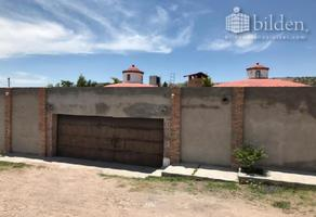 Foto de casa en venta en garabitos 100, nuevo valle, durango, durango, 0 No. 01