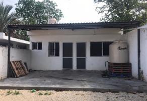 Foto de local en renta en  , garcia gineres, mérida, yucatán, 10740203 No. 01