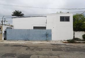 Foto de nave industrial en venta en  , garcia gineres, mérida, yucatán, 18559532 No. 01
