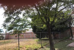 Foto de terreno habitacional en venta en gardenia 10, huertas el carmen, corregidora, querétaro, 0 No. 01