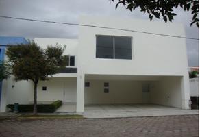 Foto de casa en renta en gardenia , jardines de zavaleta, puebla, puebla, 21044484 No. 01