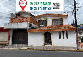 Foto de casa en venta en gardenias 44, el espinal, orizaba, veracruz de ignacio de la llave, 0 No. 01