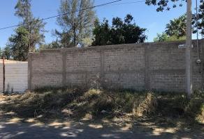 Foto de terreno habitacional en venta en gardenias , rancho el zapote, tlajomulco de zúñiga, jalisco, 10871360 No. 01