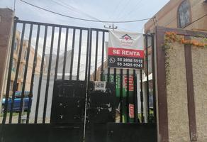 Foto de departamento en renta en genaro estrada , santa cruz meyehualco, iztapalapa, df / cdmx, 0 No. 01