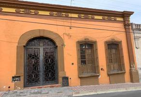 Foto de casa en venta en general cepeda 339, saltillo zona centro, saltillo, coahuila de zaragoza, 9719698 No. 01