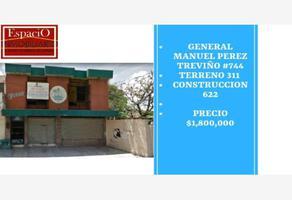 Foto de casa en venta en general manuel perez treviño 744, saltillo zona centro, saltillo, coahuila de zaragoza, 12625830 No. 01