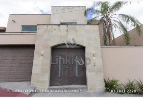 Foto de casa en venta en gengis kan 2725, las cumbres 1 sector, monterrey, nuevo león, 12915681 No. 01