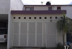 Foto de casa en venta en  , geovillas los olivos, san pedro tlaquepaque, jalisco, 7103716 No. 01