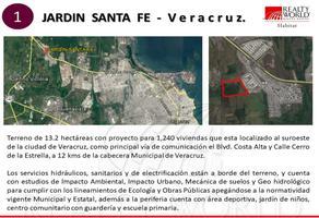 Foto de terreno habitacional en venta en  , geovillas los pinos ii, veracruz, veracruz de ignacio de la llave, 6510607 No. 01
