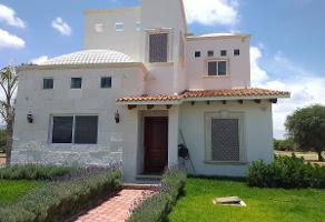 Foto de casa en venta en geranio , club de golf tequisquiapan, tequisquiapan, querétaro, 13496586 No. 01