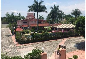 Foto de casa en venta en geranios , centro, yautepec, morelos, 14117134 No. 01