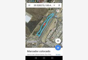 Foto de terreno comercial en renta en geranios , la negreta, corregidora, querétaro, 15169762 No. 01
