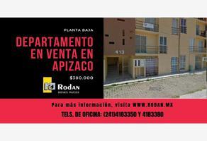 Foto de departamento en venta en girasol 413 depto. 2 pb, jardines de apizaco, apizaco, tlaxcala, 20396013 No. 01