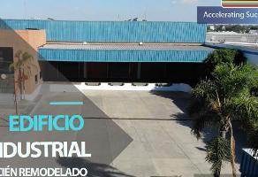 Foto de nave industrial en renta en gobernador curiel , rincón de agua azul, guadalajara, jalisco, 11904478 No. 01