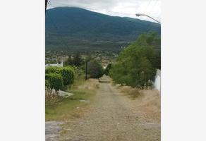 Foto de terreno habitacional en venta en golondrina 1, huertas agua azul, morelia, michoacán de ocampo, 16042805 No. 01