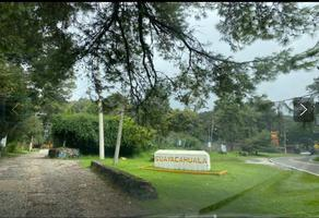 Foto de terreno habitacional en venta en golondrinas , guayacahuala, huitzilac, morelos, 0 No. 01