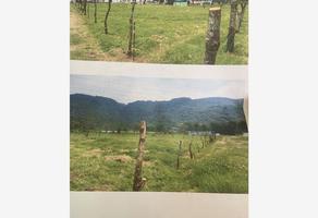 Foto de terreno habitacional en venta en gomez faria , venustiano carranza, río blanco, veracruz de ignacio de la llave, 0 No. 01