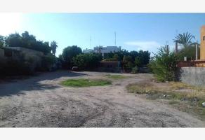 Foto de terreno habitacional en venta en gomez farias 265, barrio el manglito, la paz, baja california sur, 8186568 No. 01