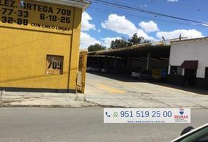 Foto de local en venta en gonzalez ortega , trinidad de las huertas, oaxaca de juárez, oaxaca, 5966015 No. 01