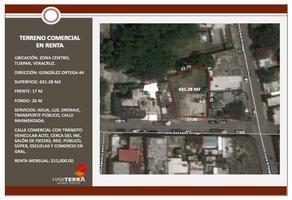 Foto de terreno habitacional en venta en gonzalez ortega , zona centro , túxpam de rodríguez cano centro, tuxpan, veracruz de ignacio de la llave, 0 No. 01
