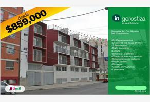 Foto de departamento en venta en gorostiza 84, morelos, cuauhtémoc, df / cdmx, 0 No. 01