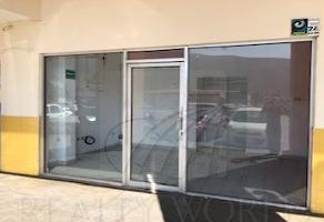 Foto de local en renta en  , gral. escobedo centro, general escobedo, nuevo león, 10105760 No. 01