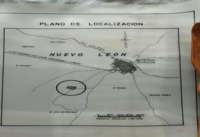 Foto de terreno habitacional en venta en  , gral. zuazua, general zuazua, nuevo león, 16254394 No. 01