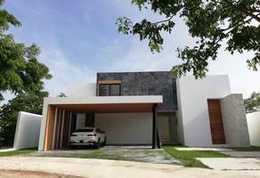 Foto de casa en venta en  , gran santa fe, mérida, yucatán, 13918633 No. 01