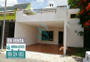 Foto de casa en venta en  , gran santa fe, mérida, yucatán, 14393407 No. 01
