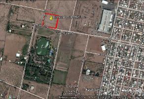 Foto de terreno habitacional en venta en  , granjas del bosque, aldama, chihuahua, 13818559 No. 01